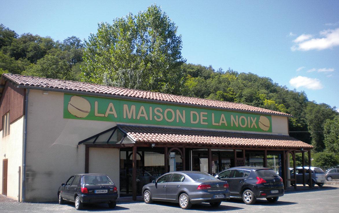 La Maison de la Noix à Cénac et Saint Julien - Périgord